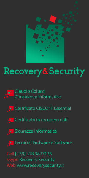 RecoverySecurity